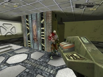 Horror in the Lab 1 screenshot