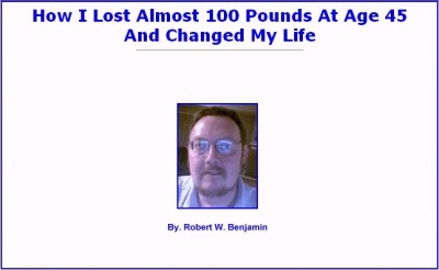 How I Lost Almost 100 Pounds At Age 45 5.0 screenshot