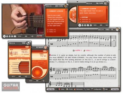 How to Play the Guitar Vol1 5.5 screenshot