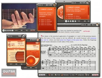 How to Play the Guitar Vol2 5.5 screenshot