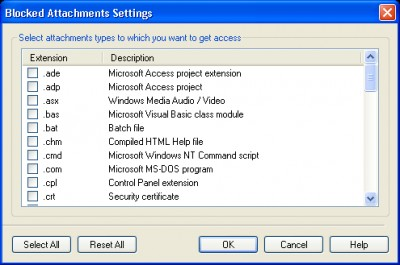 HTML Email Archiver for Outlook 1.5 screenshot