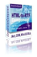 HTML-to-RTF Pro DLL 2.0.0 screenshot