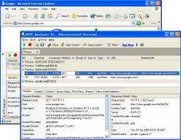 HTTP Analyzer 3.0.2 screenshot