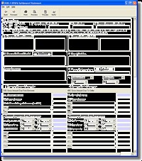 HUD-1A RESPA Software 1 screenshot