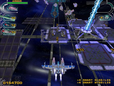 Hyperspace Invader 2.40 screenshot