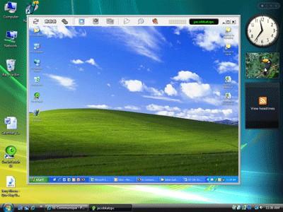 I'm InTouch 9.3 screenshot