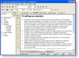 i*write 3.2.0.1 screenshot