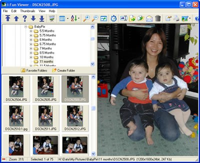 i-Fun Viewer 8.0 screenshot