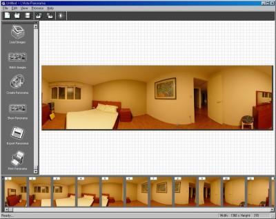 i.Vista Panorama 1.0 screenshot