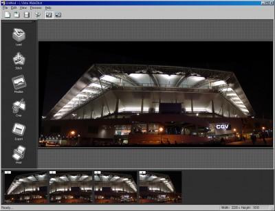 i.Vista WideShot 1.0 screenshot