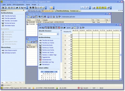 i3 Free Edition 2007 screenshot