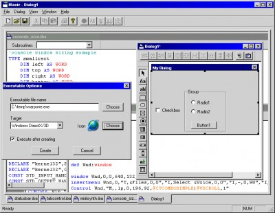 IBasic 2.02D screenshot