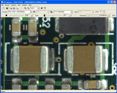 IC Imaging Control - image acquisition components 3.0 screenshot