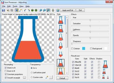 Icon Processor 3.17 screenshot