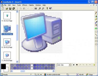 Icon Suite II 2.10.0001 screenshot