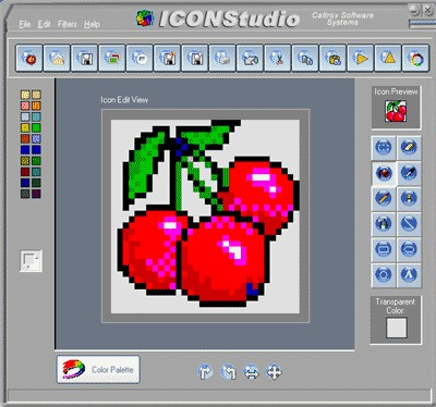 ICONStudio 5.0 screenshot