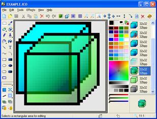 IconXP 3.37 screenshot