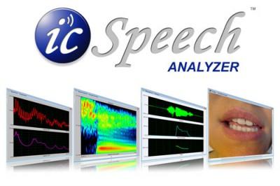 icSpeech Analyzer 1.0.0 screenshot