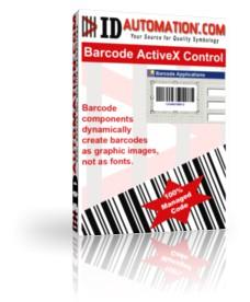 IDAutomation 2D Barcode ActiveX Control 12.05 screenshot