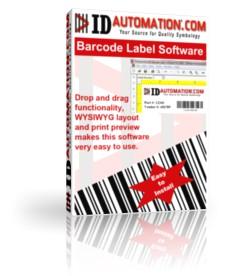IDAutomation Barcode Label Software 10.5 screenshot