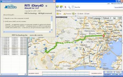 iDiary4D Essential 1.7.1 screenshot