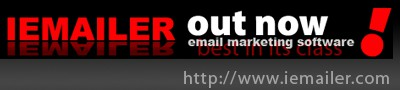 IEmailer - Email Marketing Software's - Screen Sav 1.0 screenshot