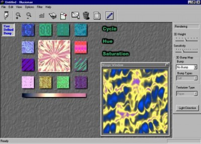 Illusionae 2.21 screenshot