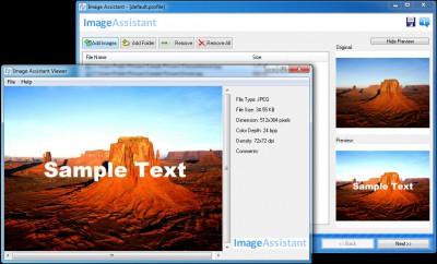 Image Assistant 4.0 screenshot