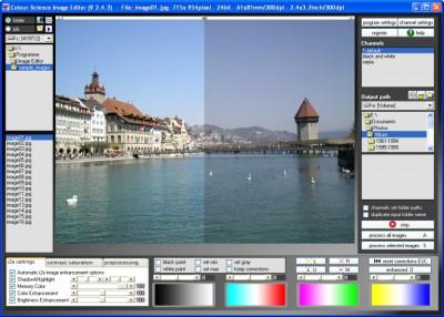 Image Editor 2.5.5 screenshot