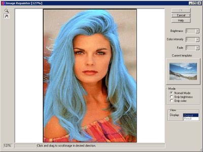 Image Repainter 1.5 screenshot