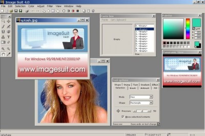 Image Suit 4.0.3 screenshot