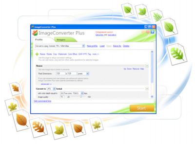 ImageConverter Plus 9.0.756.14 screenshot