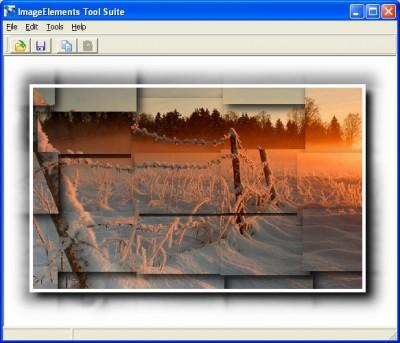 ImageElements Photo Suite 1.81 screenshot
