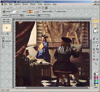 ImageForge Standard 3.60 screenshot
