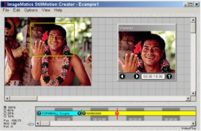 ImageMatics StillMotion Creator 1.7 screenshot