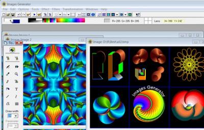 Images Generator Free 09.22 screenshot