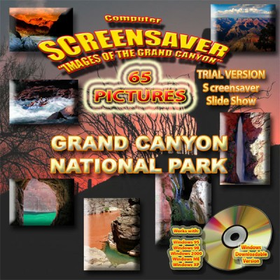 Images of the Grand Canyon 2006.01 screenshot