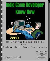 Indie Game Developer Know-How: 2003 1.0 screenshot