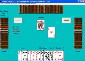 Infinite Spades 3.1 screenshot