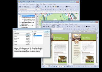 Infix PDF Editor 7.2.2 screenshot