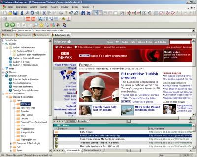 Inforce 4 Entry 4.04 screenshot