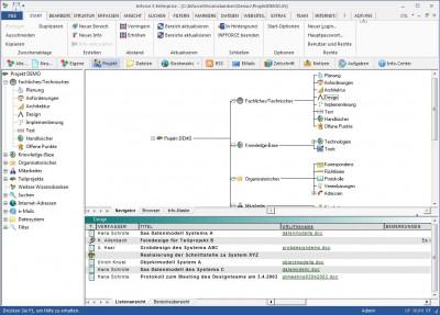 INFORCE Trial 5.90 screenshot