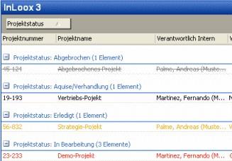 InLoox 3.6 screenshot