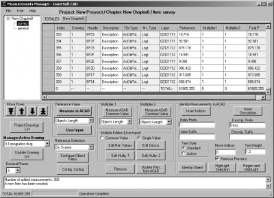InnerSoft CAD for AutoCAD 2006 2.5.0 screenshot
