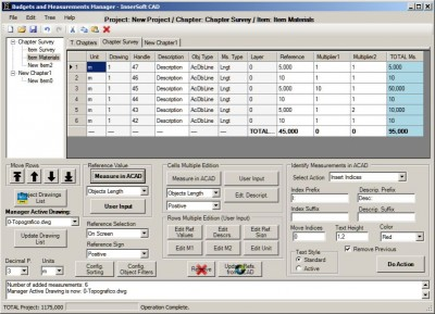 InnerSoft CAD for AutoCAD 2007 3.8 screenshot