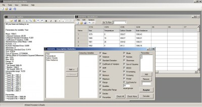 InnerSoft STATS 2.3 screenshot