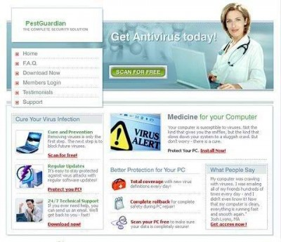 Innovative Identity Theft Protection 2011.00216 screenshot