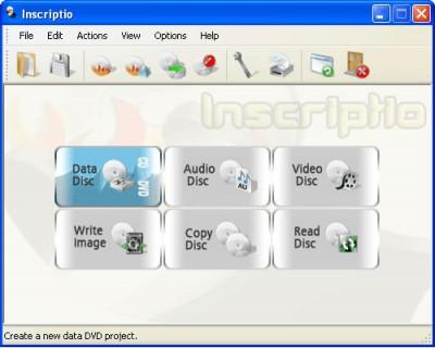Inscriptio 4.2.0 screenshot