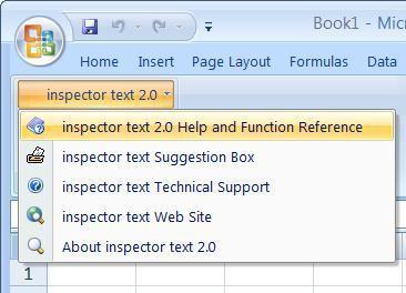 inspector text 2.0.2c screenshot