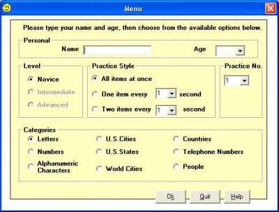 Instant Memory 2.0 screenshot